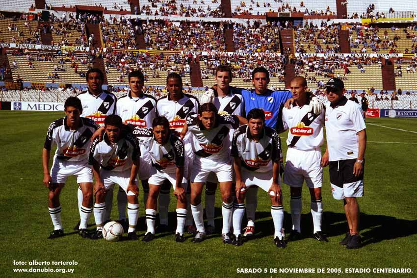 Danubio 7 - Peñarol 2 ; Se cumplen 10 años.